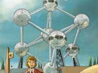 Sourire 58, Atomium, espions et séduction