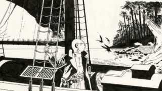 Frank Le Gall à Bruxelles le 30 mars pour le nouveau Théodore Poussin, Le Dernier Voyage de l'Amok