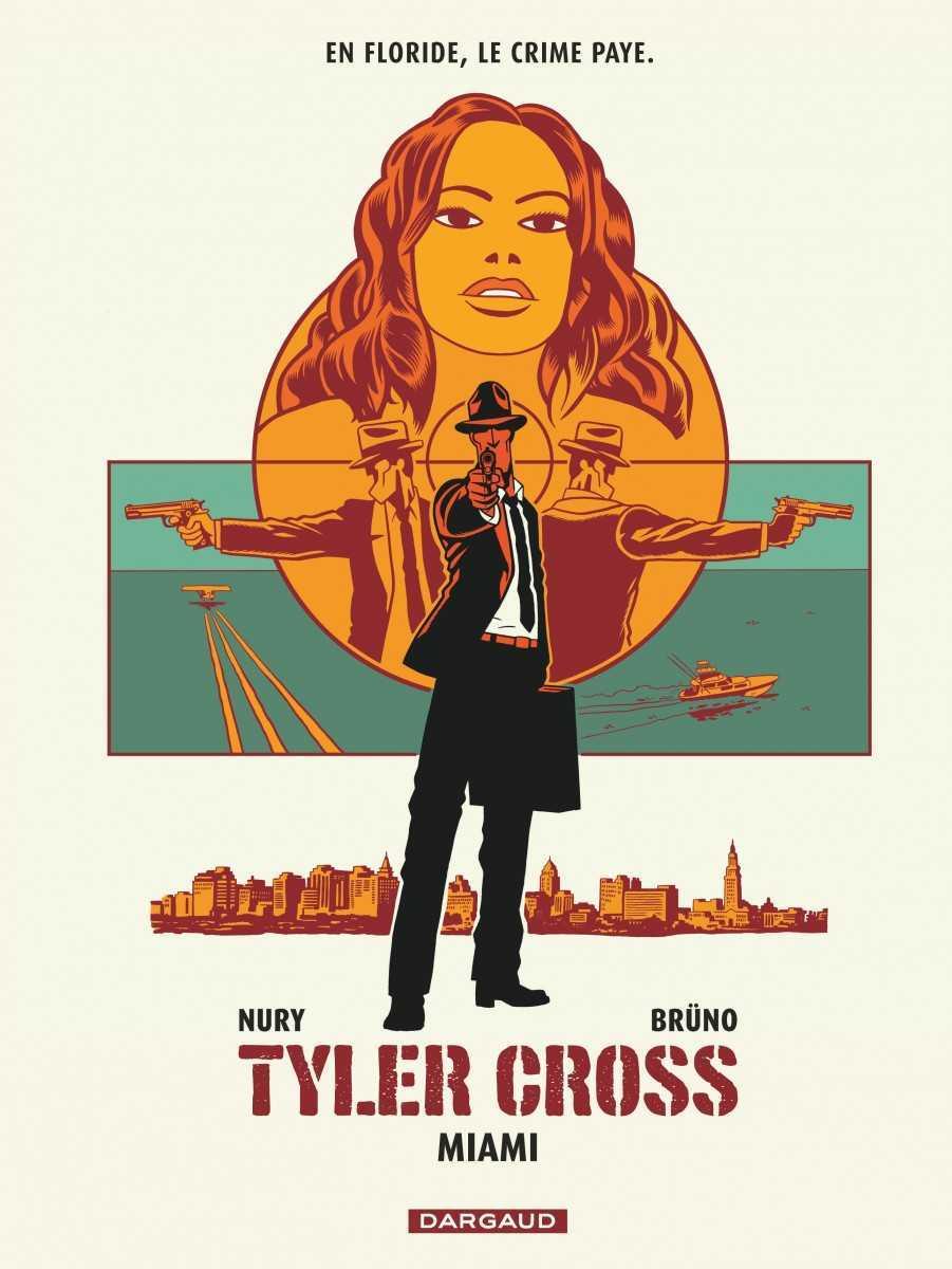 Tyler Cross T3, sous le soleil noir de Floride