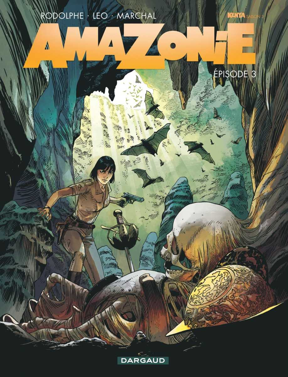 Amazonie épisode 3, tout se complique avec Leo et Rodolphe