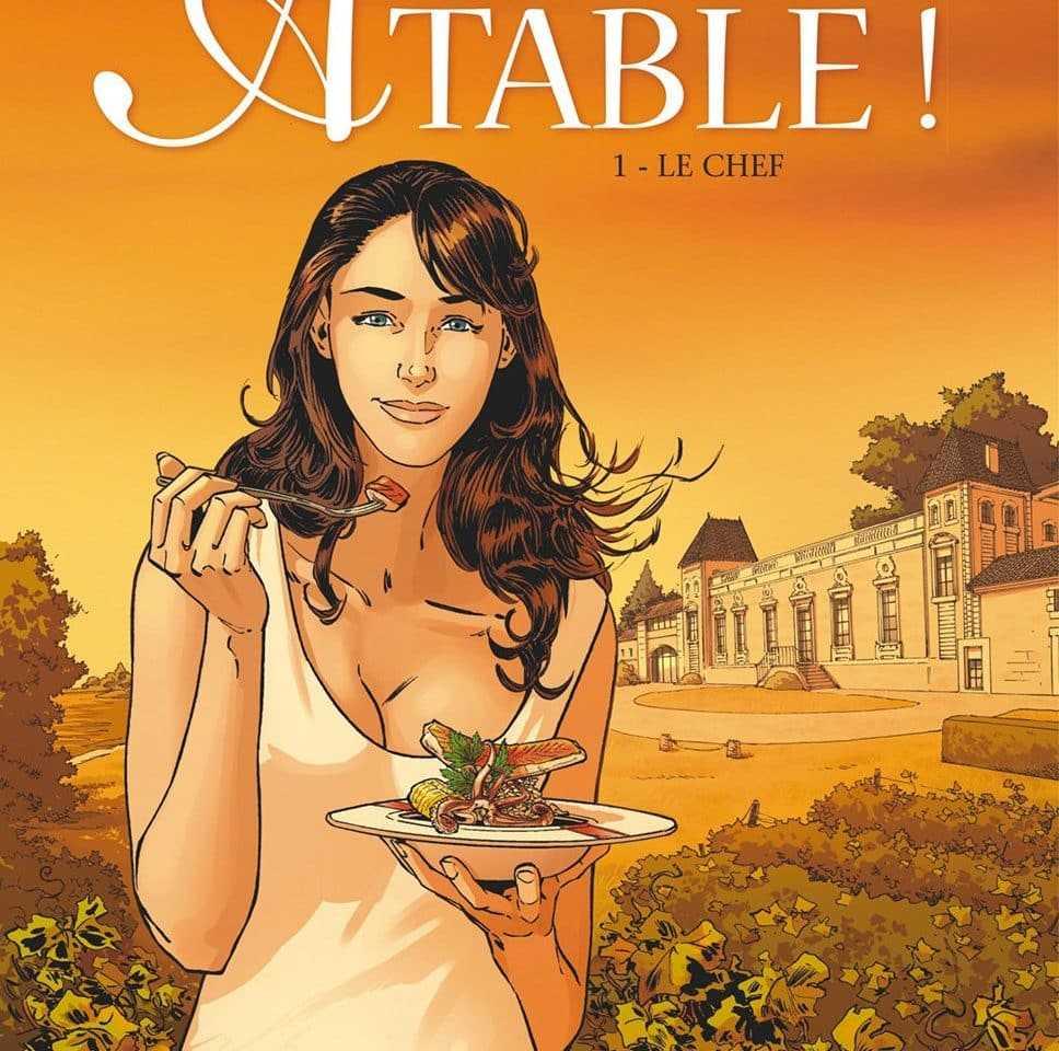 Châteaux Bordeaux à table, vin et saveurs