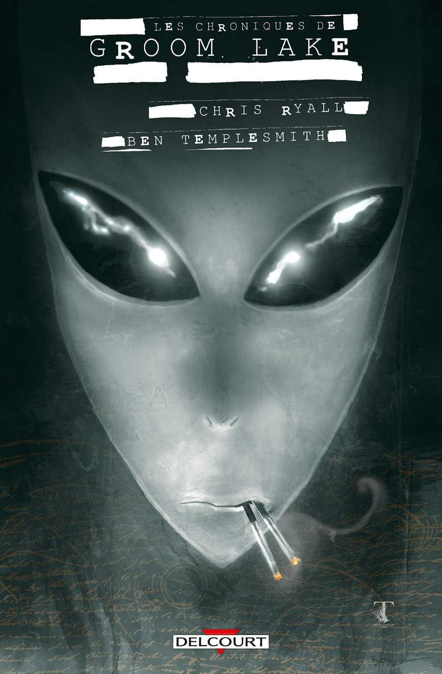 Groom Lake, les Aliens sont bien là