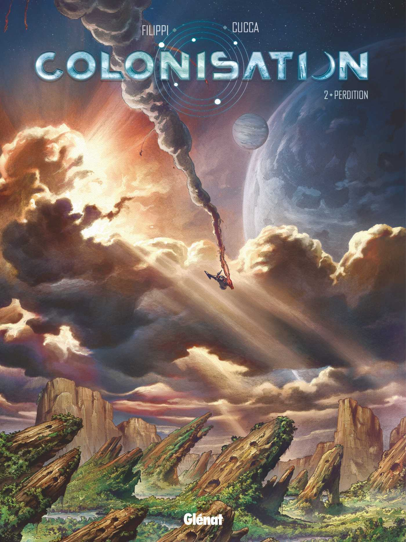Colonisation T2, rien ne se perd