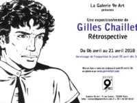 Gilles Chaillet, une rétrospective galerie du 9e Art à Paris du 6 au 21 avril