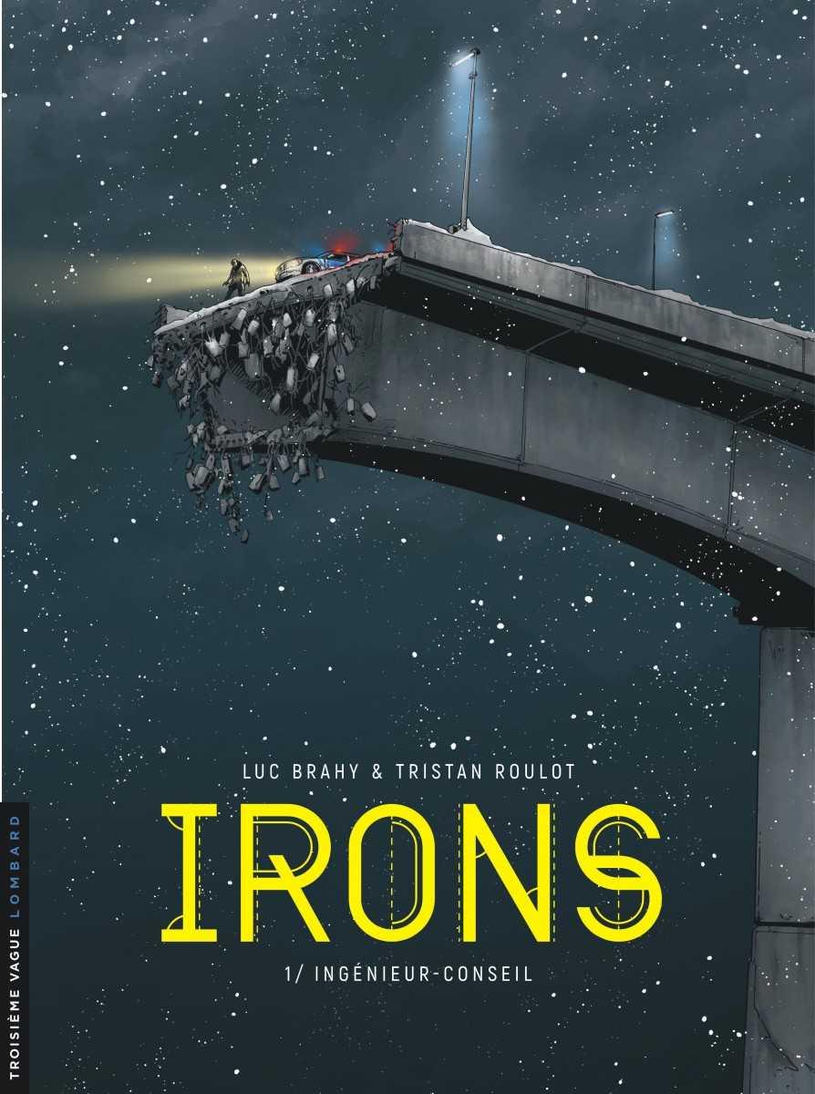 Irons, des ponts et un homme
