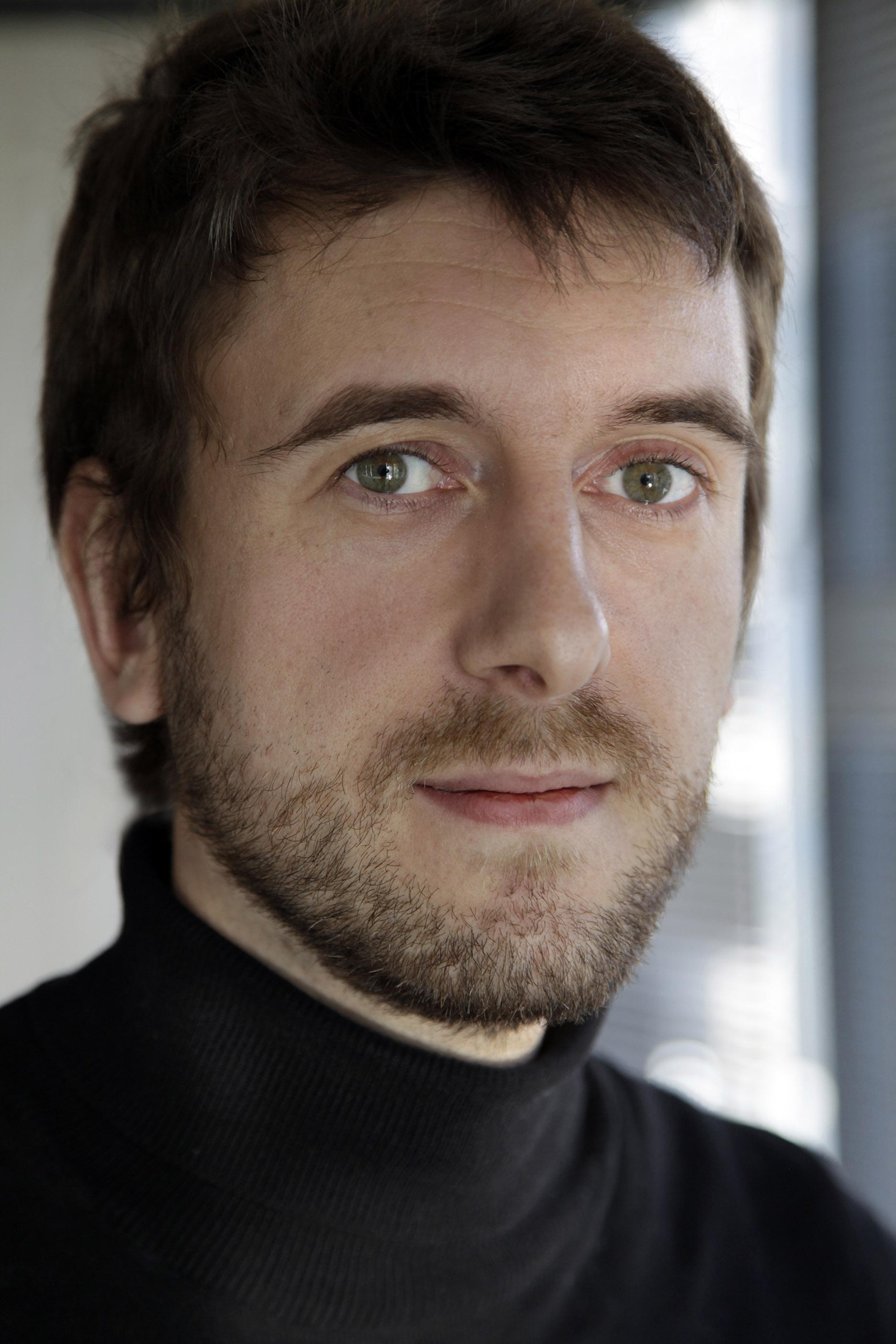 Julien Maffre en dédicace chez Azimuts pour Stern le 25 août