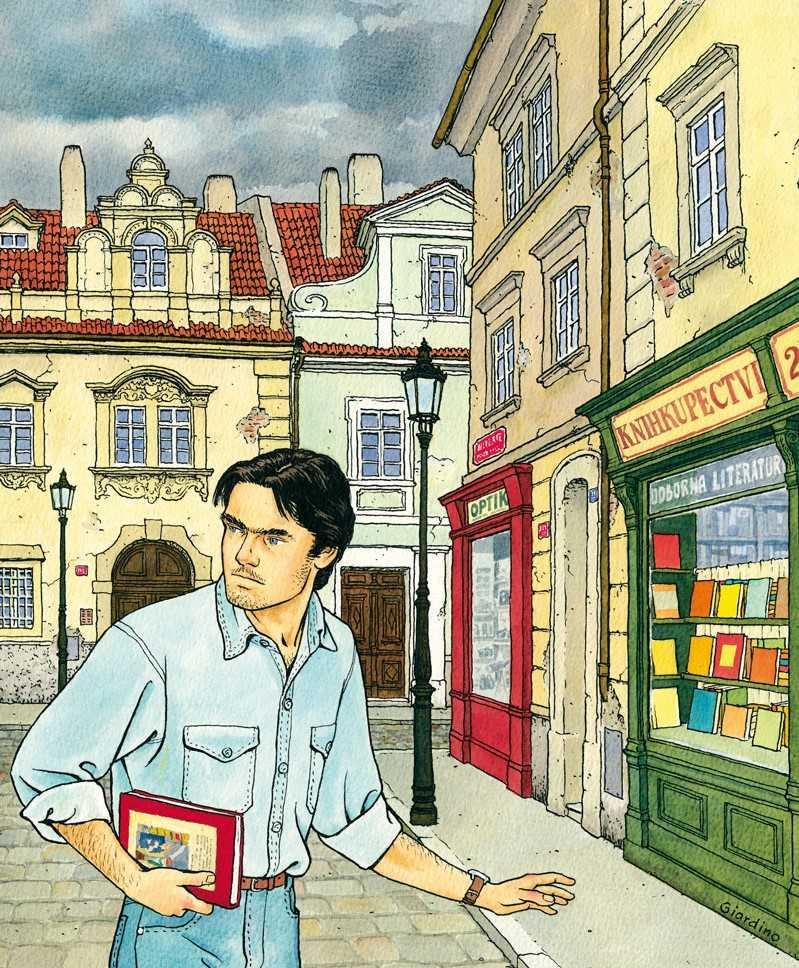 Le Libraire de Prague