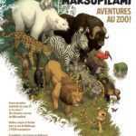 Le Marsupilami pour la bonne cause à Mulhouse avec Dupuis, Canal BD-Tribulles et le Parc Zoologique du 13 au 15 avril