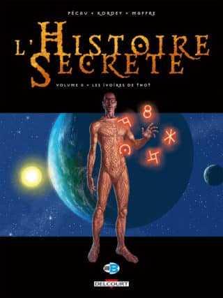 L'Histoire Secrète tome 0, des Brillants aux Archontes