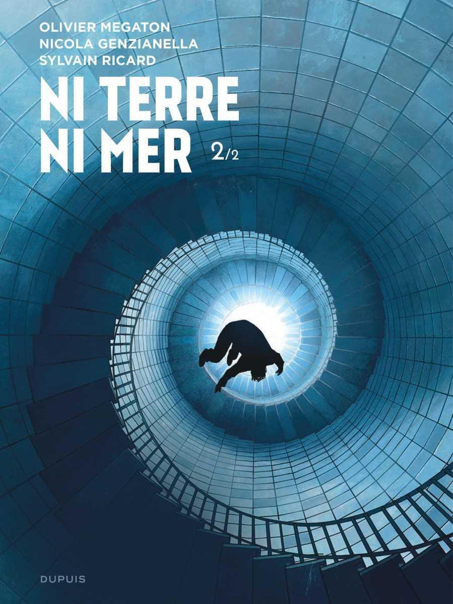 Ni Terre ni mer T2, thriller marin en huis-clos
