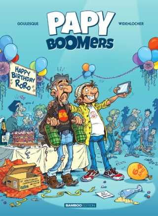 Papy boomers, jeune for ever