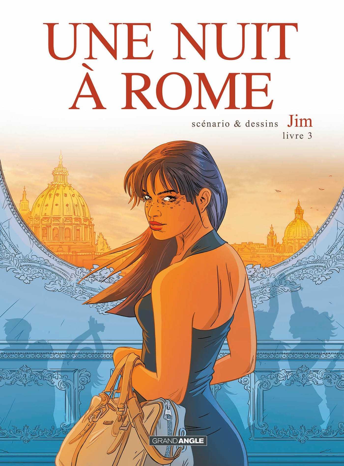 Une Nuit à Rome T3, Jim traqueur d'émotions