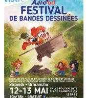 AÉROBD à Istres les 12 et 13 mai, des bulles et des avions avec une expo Bergèse