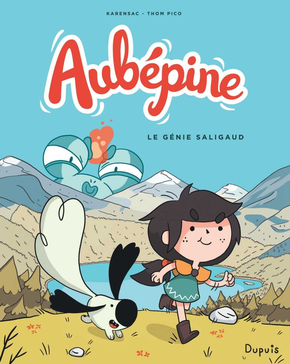 Aubépine, espiègle et attachante