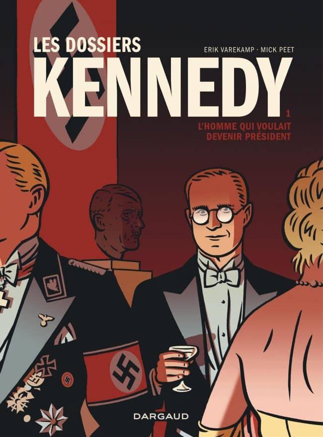 Les Dossiers Kennedy T1, on demande le père