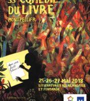 Comédie du Livre 2018 sous le signe des littératures néerlandaises, flamandes et de la BD