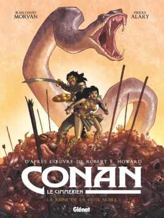 Conan le Cimmérien, le retour du Barbare avec Pierre Alary qui sera à la Comédie du Livre à Montpellier