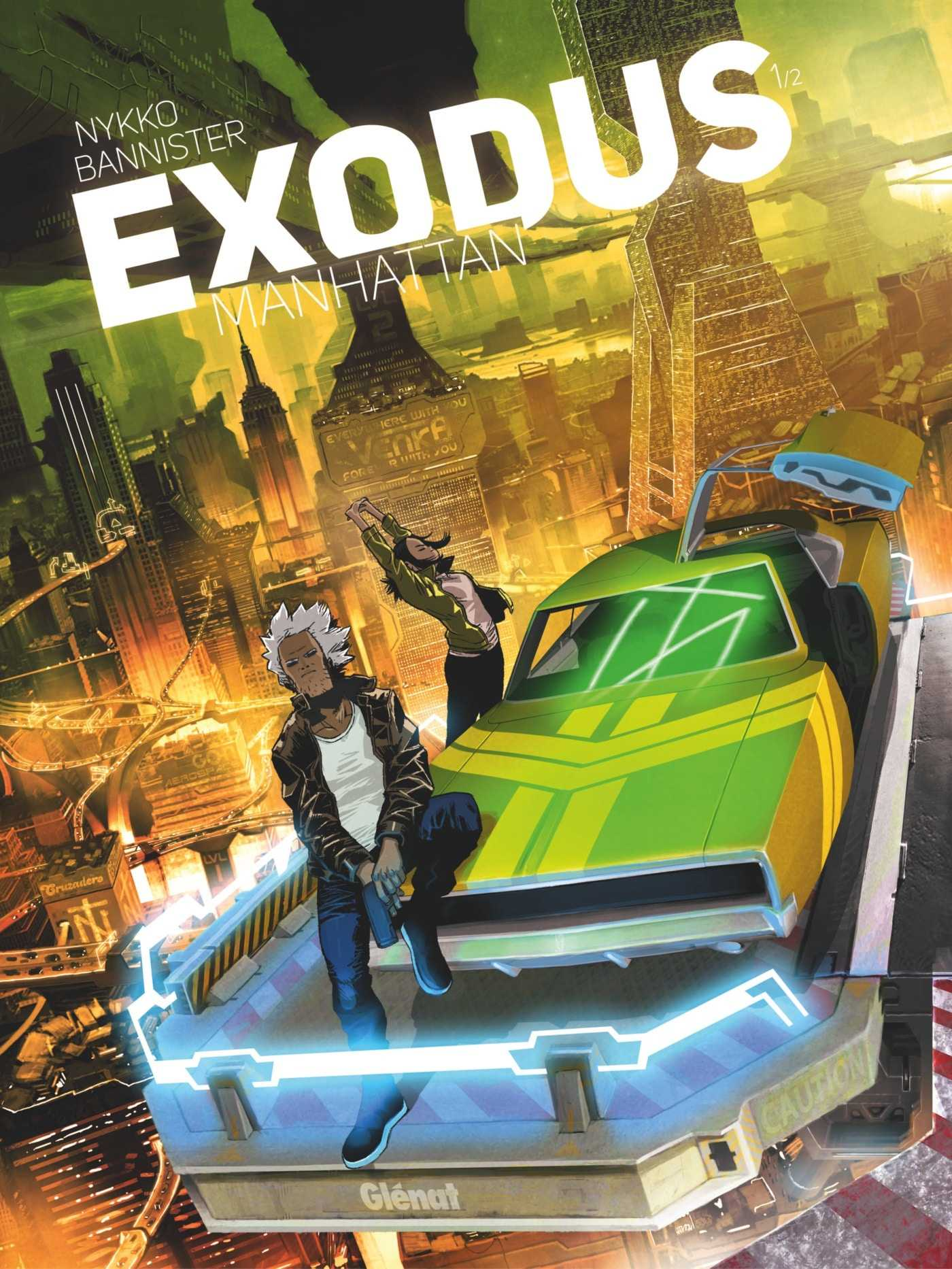 Exodus Manhattan, la fin d'un monde