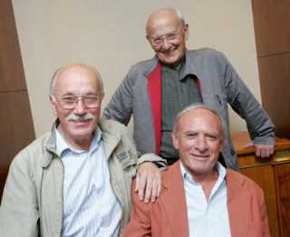 William Vance, Jean Van Hamme et Jean Giraud