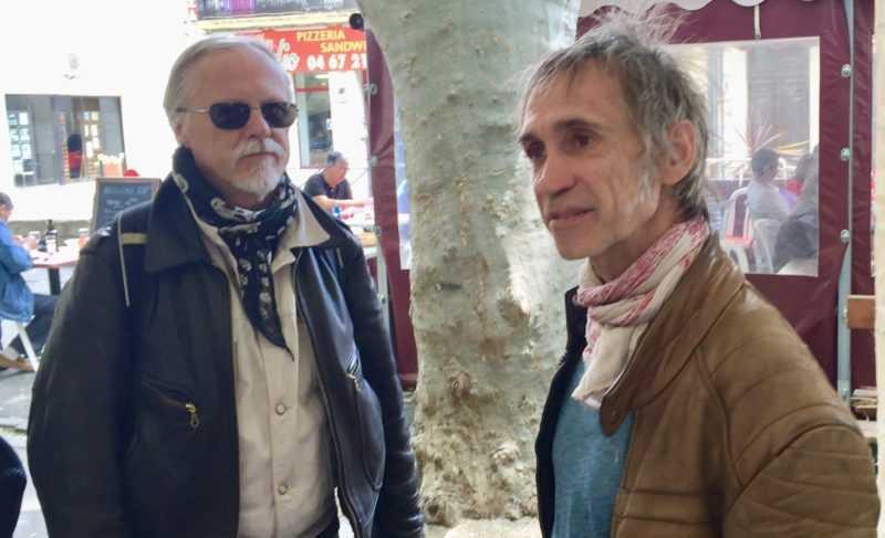Frank Margerin et Ptiluc