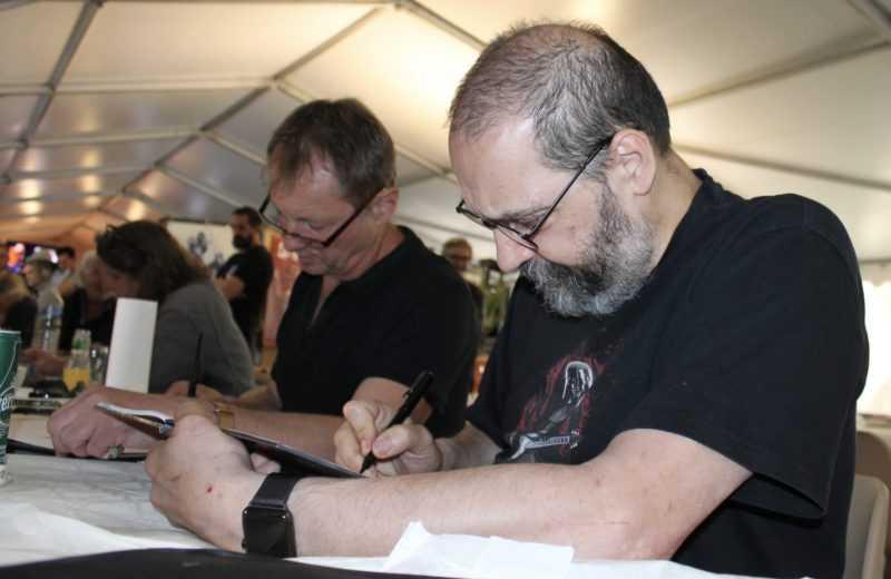 Claude Guth et Jean-Louis Mourier