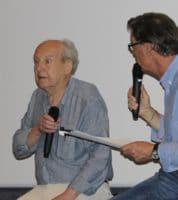 Jean-Claude Mézières à Nîmes, maître de la BD, et Philippe Xavier au dessin du tome 2 de L'enquête XIII avec Van Hamme au scénario