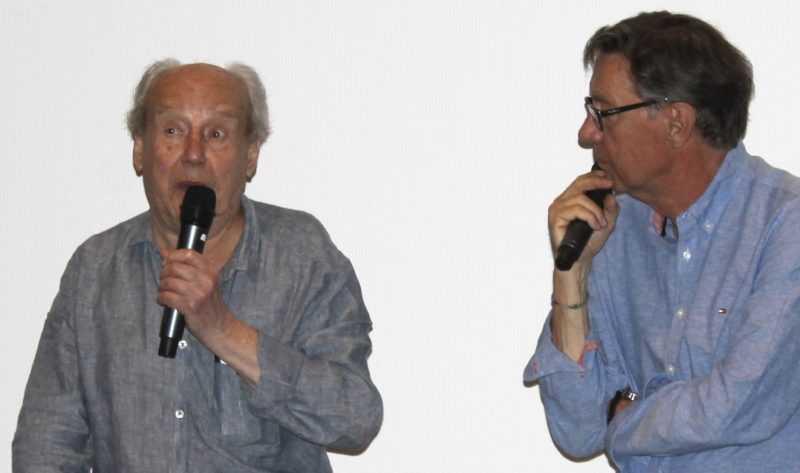 Jean-Claude Mézières et Jean-Laurent Truc
