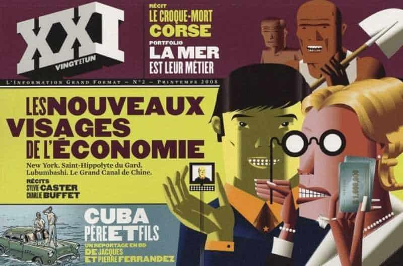 Les nouveaux visages de l'économie
