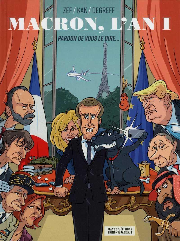 Macron, l'an 1, gouverner un salmigondis