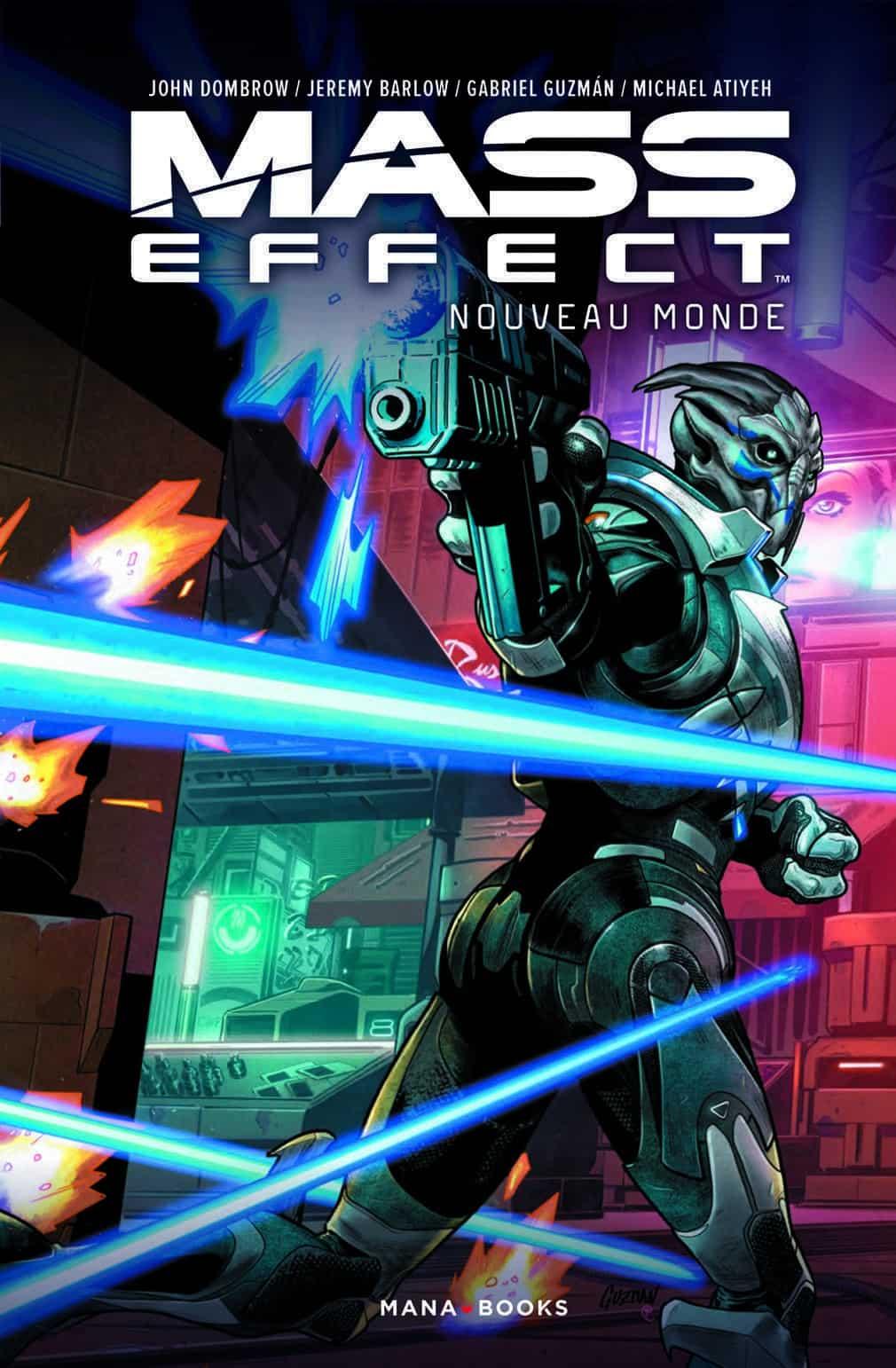 Mass Effect, du jeu au comics