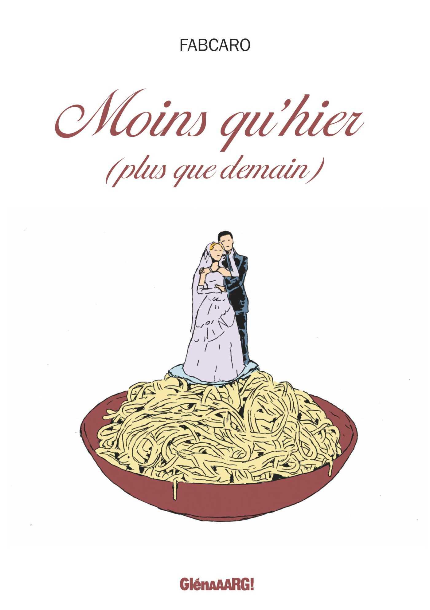 Moins qu'hier, plus que demain, Fabcaro et GlénAAARG pour les trois coups de la Comédie du Livre à Montpellier