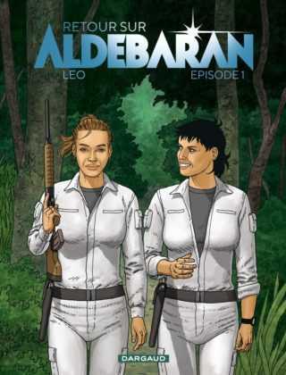 Retour sur Aldébaran, Kim revient chez elle