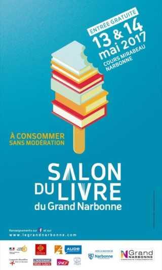 Salon du Livre du Grand Narbonne 2018