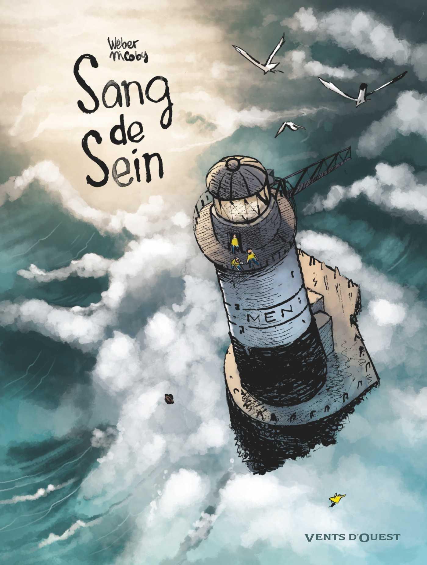 Sang de Sein, huis-clos maritime mortel