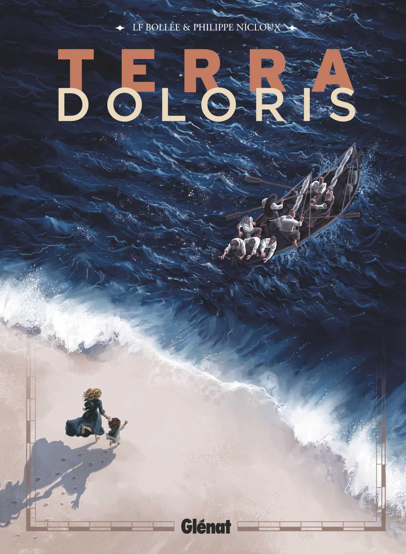 Terra Doloris, adieu à l'Australie