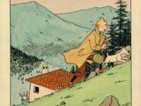 Hergé, couverture du Petit Vingtième n° 25 du 22 juin 1939. Estimation 500 000 - 600 000 €. Christie's-Maghen ©
