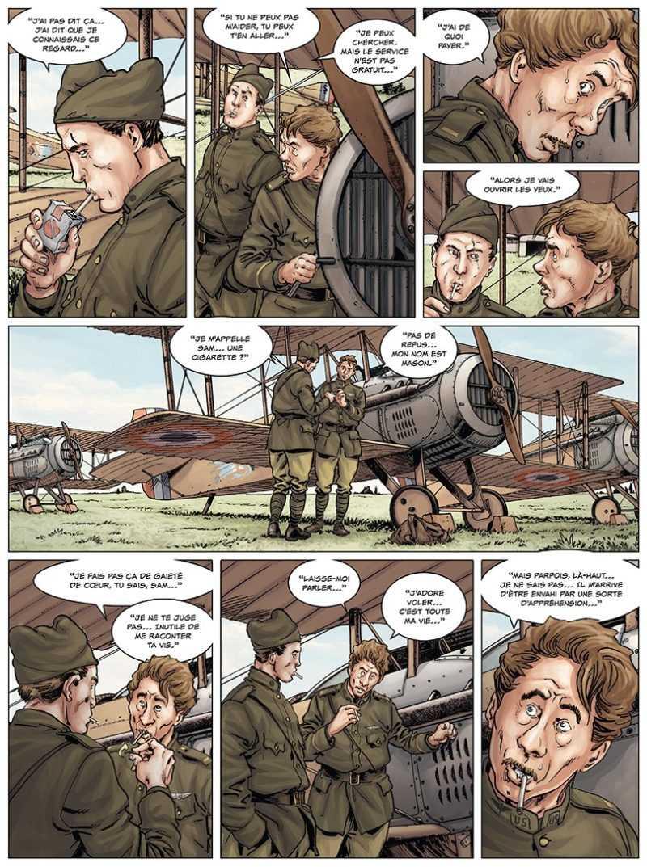 Sur la terre comme au ciel (juillet 1918)