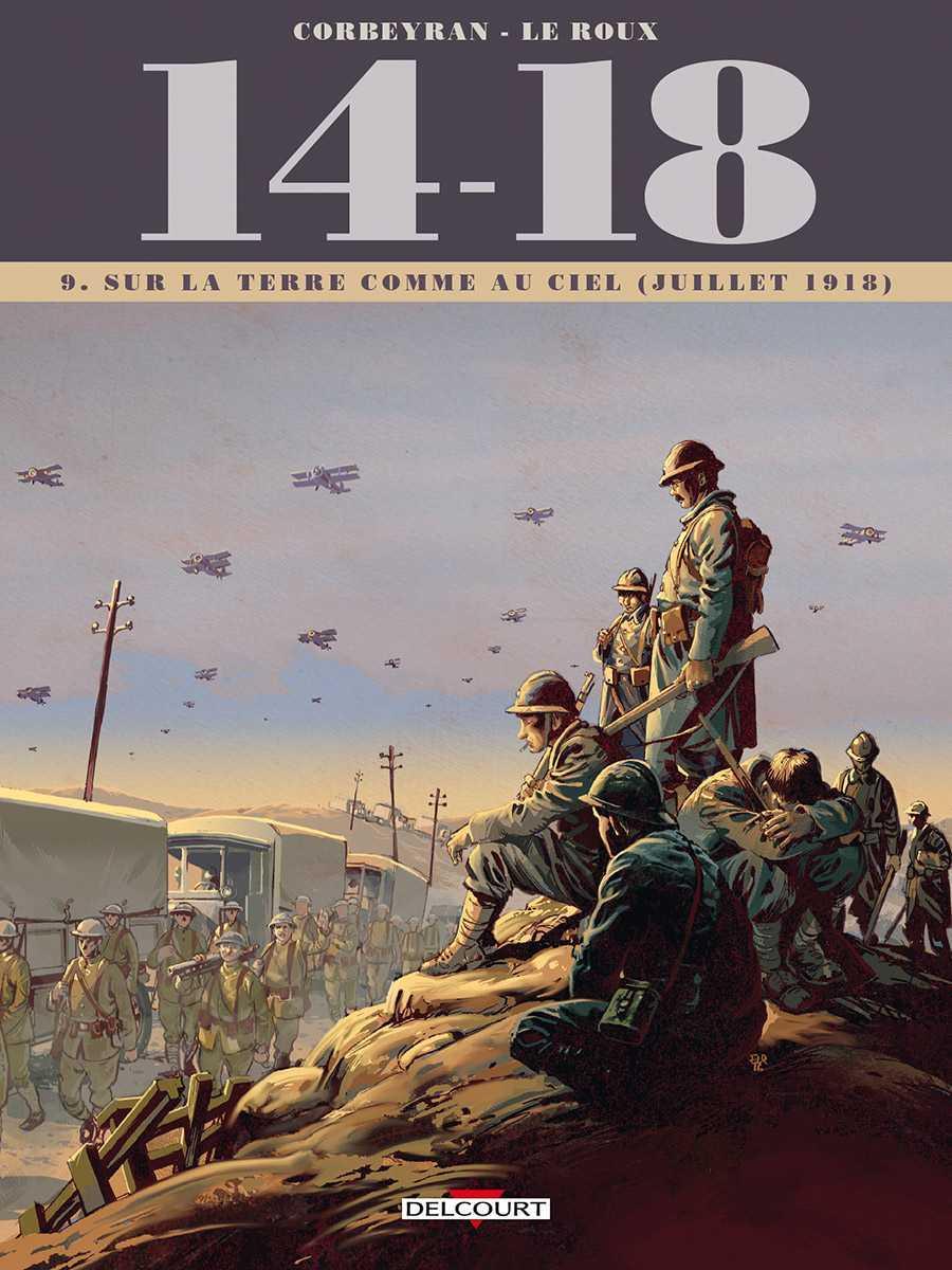 14-18 T9, les aigles attaquent à l'Ouest