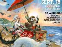 BD Plage Sète 2018, Romain Hugault sera sur le Lido à La Canopée les 1er et 2 septembre