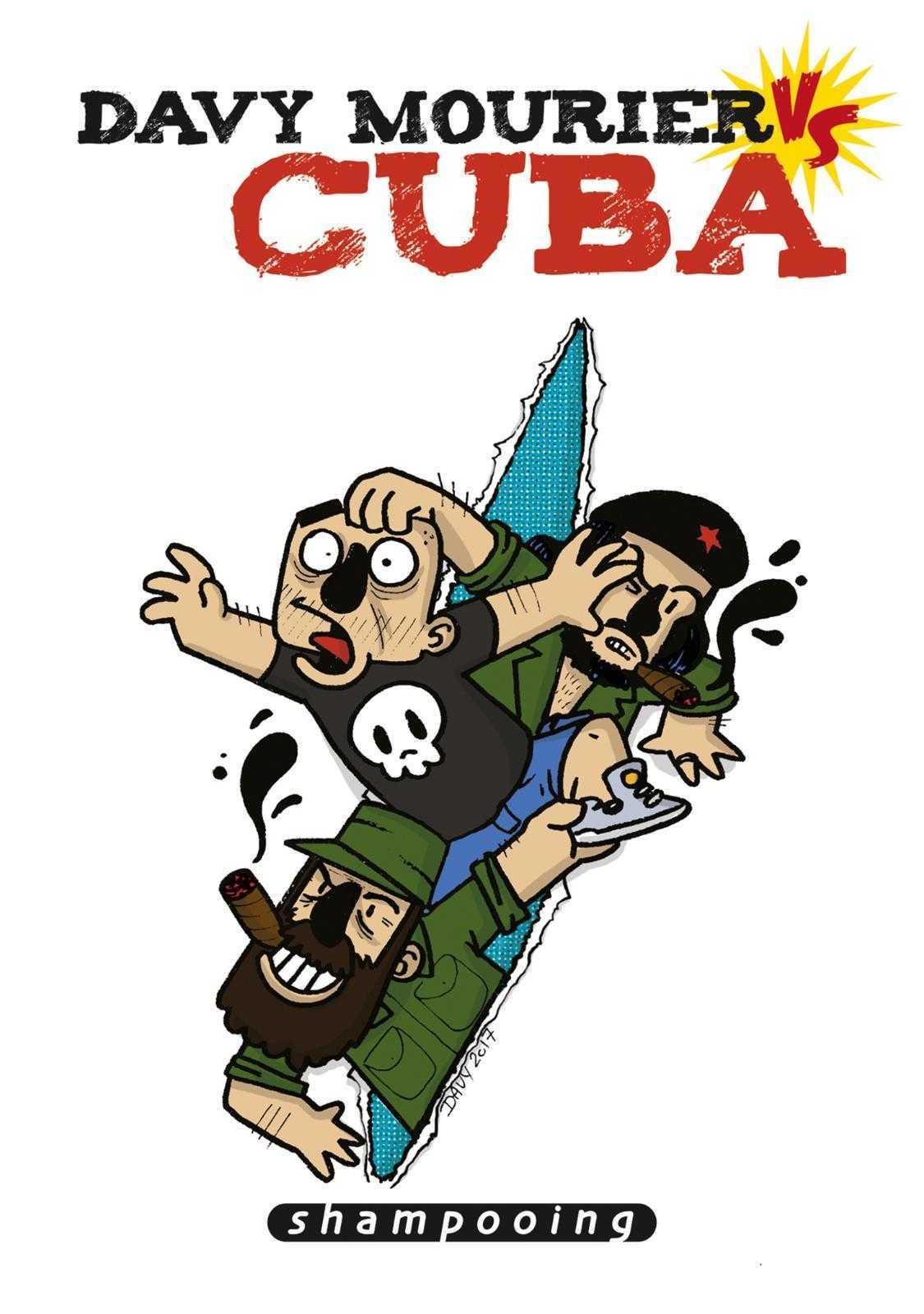 Davy Mourier vs Cuba, voyage de rêve