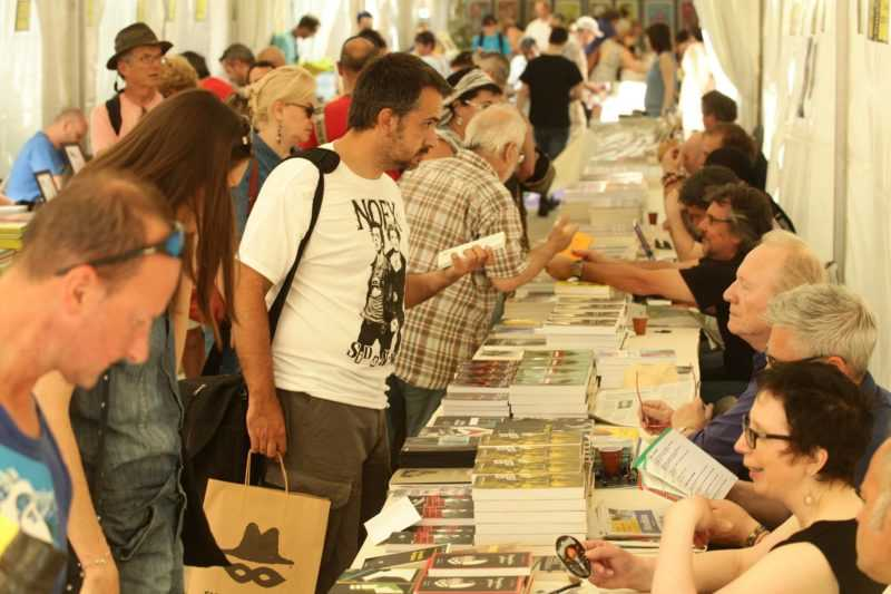 Festival International du Roman Noir de Frontignan
