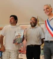 Festival de Sainte-Enimie 2018, Le Vétéran par Mezzomo primé