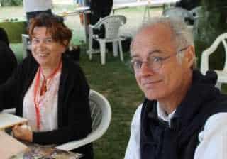 Chantal Chaillet et Dominique Rousseau