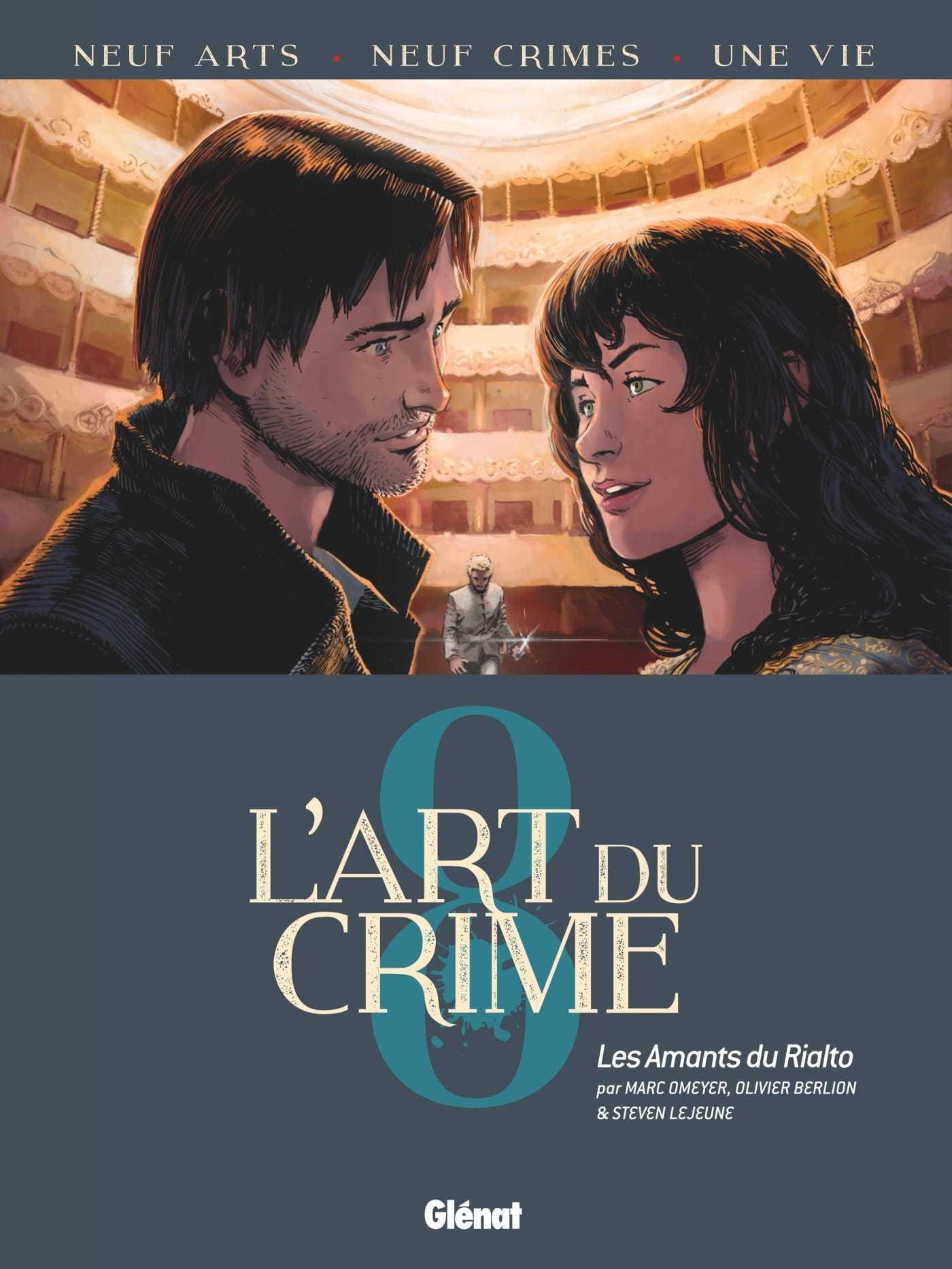 L'Art du crime T8, Shakespeare n'est pas loin
