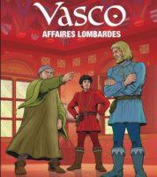 Vasco et ses affaires lombardes sera au Festival de Sainte-Enimie avec une expo Gilles Chaillet