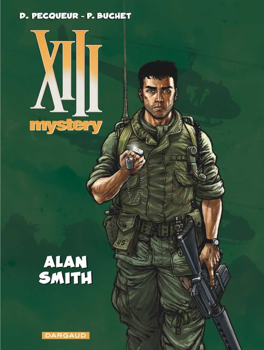 XIII Mystery T12, Alan Smith, good morning Vietnam