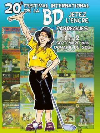 Festival International de la BD de Fabrègues 2018