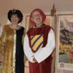 Retour vers le Moyen Âge sur les traces de Gilles Chaillet pour les auteurs de Vasco à Sainte-Enimie