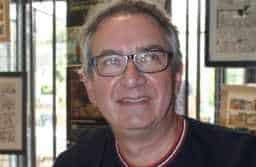Fred Marniquet à Sainte-Enimie. JLT ®