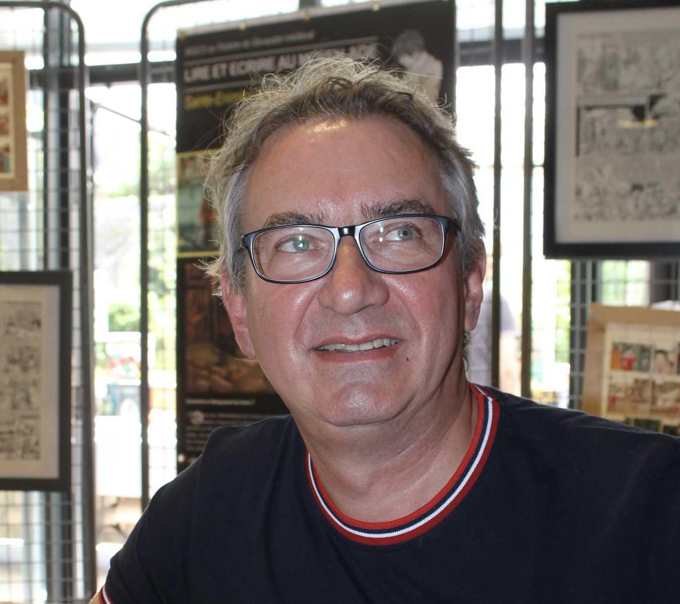 Interview : Fred Marniquet de Sherlock Holmes à Buck Danny Classic et Spirits of Scotland